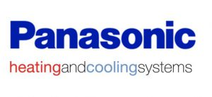 Panasonic Heating and Cooling logo
